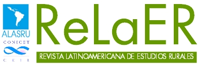 Revista latinoamericana de Estudios Rurales