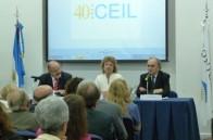 El Centro de Estudios e Investigaciones Laborales festejó sus 40 años