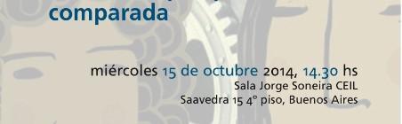 [Charla] Análisis de la inserción laboral de los jóvenes argentinos desde una perspectiva comparada
