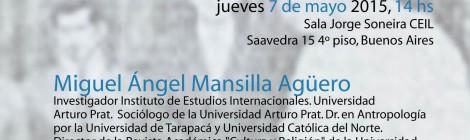[Charla] Evangélicos y dictadura en Chile / Miguel Mansilla Agüero