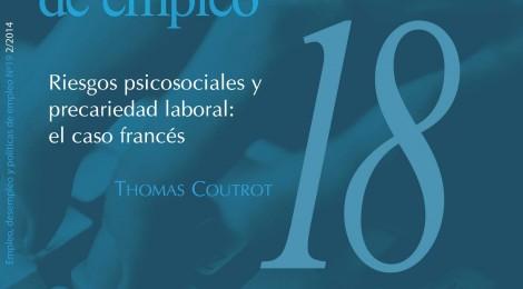 [Publicaciones] Empleo, desempleo y políticas de empleo N° 18