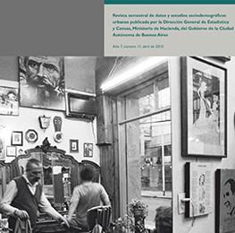[Artículo] Segregación laboral de los adultos mayores de la Ciudad Autónoma de Buenos Aires / Gabriela Sala