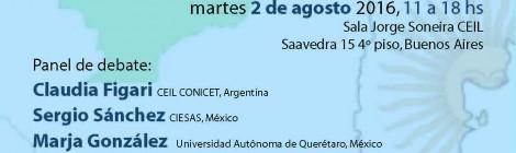 [Encuentro] Reactualización de los debates acerca de los Estudios del Trabajo: Argentina, México y Brasil