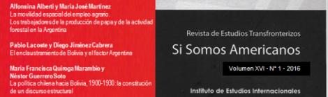 [Artículo] La movilidad espacial del empleo agrario / Alfonsina Albertí y María José Martínez
