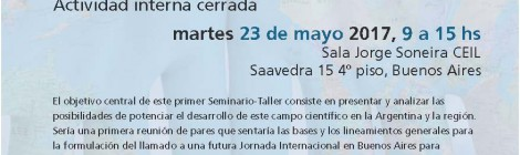 [Seminario interno] Ciencia de la sustentabilidad, pobreza, derechos y desarrollo en el siglo XXI
