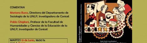 [Presentación de libro] El gigante fragmentado / Paula Varela