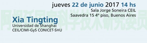 [Conferencia] La investigación en ciencias sociales en Shanghai / Xia Tingting