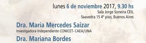 """[Conferencia] Cuando la """"otredad"""" ingresa al hospital / María Mercedes Saizar y Mariana Bordes"""