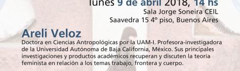 [Conferencia] Aportes y crítica de las teorías feministas a los estudios del trabajo / Areli Veloz