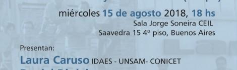 [Presentación de libro] Trabajadores y sindicatos en Latinoamérica de Silvia Simonassi y Daniel Dicósimo (comps.)