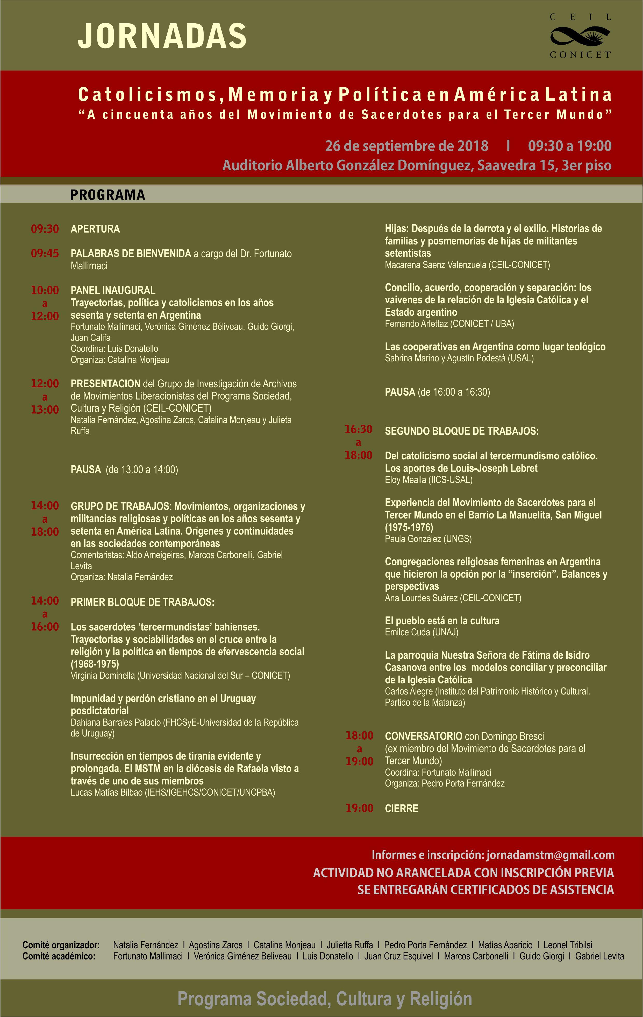 Programa JMSTM