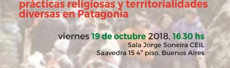 [Conversatorio]  Devociones marianas en contextos de movilidad: prácticas religiosas y territorialidades diversas en Patagonia / Inés Barelli