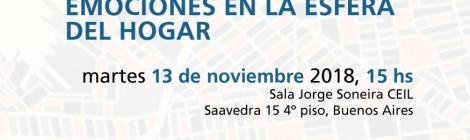 [Conferencia] Trabajo, derechos y emociones en la esfera del hogar / Verónica Casas