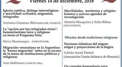 [Workshop] Religión y refugio