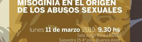 [Conferencia] Clericalismo y misoginia en el origen de los abusos sexuales / Ana Maria Bidegain