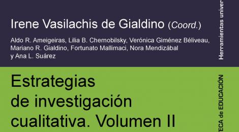 [Libro] Estrategias de Investigación Cualitativa. Volumen II / Irene Vasilachis de Gialdino (coord)