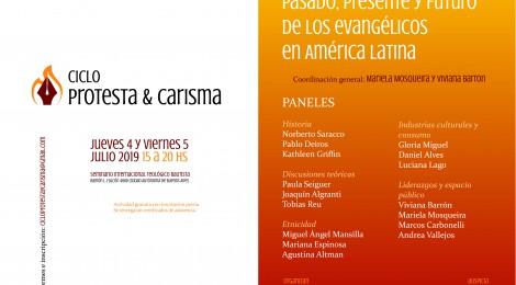 [Ciclo Protesta & Carisma] Pasado, presente y futuro de los evangélicos en América Latina