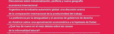 [Artículo] ¿Qué hay de nuevo en el viejo debate sobre las causas de la informalidad laboral? / Gustavo Ludmer