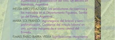 [Revista Latinoamericana de Estudios Rurales] N°8