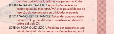 [Revista Latinoamericana de Estudios Rurales] Nº9