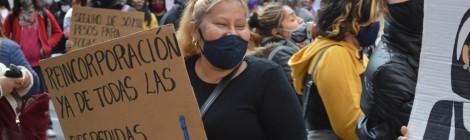 Trabajadoras* de casas particulares: entre las desigualdades estructurales y los efectos de la pandemia / Verónica Casas