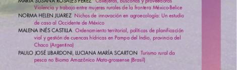 [Revista Latinoamericana de Estudios Rurales] N°10
