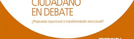 [Informe] Ingreso ciudadano en debate: ¿Propuesta coyuntural o transformación estructural? / Sol Minoldo y Nicolás Dvoskin